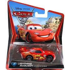 Lightning Mcqueen Rug Disney Cars Main Series Lightning Mcqueen With Racing Wheels