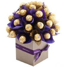 birthday gift chocolate birthday gift bouquet chocolate ka guldasta bn