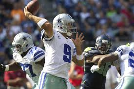 seahawks thanksgiving game seahawks flashback highlights and lowlights of tony romo u0027s six