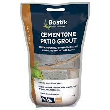 Homebase Patio Cementone Patio Grout Natural At Homebase Co Uk