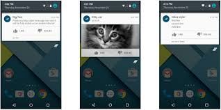 push notifications android finding the right push notification message length