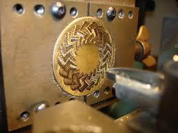 ornamental turning engine turning