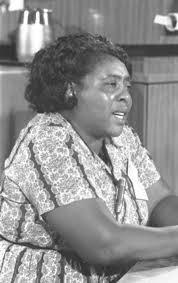 Fannie Lou Hamer in 1964
