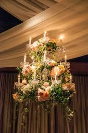 nashville florist enchanted florist opulent lush wedding with fête nashville the