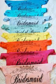 bridesmaids ideas asking six ways to ask your bridesmaid bridesmaids t shirts chwv