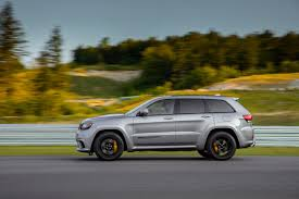 2018 jeep grand cherokee trackhawk price 2018 jeep grand cherokee trackhawk drivers u0027 notes high