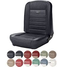 Tmi Interior Tmi Mustang Premium Upholstery Pony Interior 1965 1966
