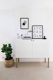 besta ikea cabinet ikea besta hack scandinavian sideboard cabinet tutorial by