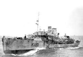 corvette boat ww2 hmcs sackville k181 corvette warship