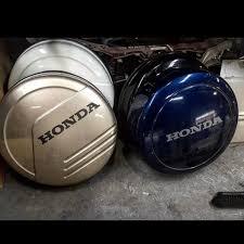 tire cover for honda crv honda crv oem spare wheel covers in stock and in