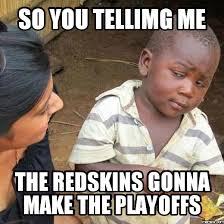 Redskins Meme - cowboys redskins rivalry more than just a game