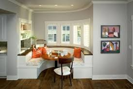 how should breakfast nook furniture look like house decorating
