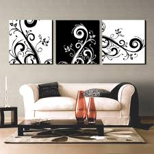 15 nice black and white wall decor ideas homeideasblog com photo gallery of the style of the month black and white wall decor
