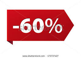 discount ribbon vector images illustrations and cliparts discount minus 60