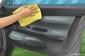 how to clean inside of cabinets how to clean your car with household items yourmechanic advice