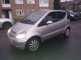 mercedes a class history 1 4 mercedes a class 2002 petrol manual 5 door 65000 history