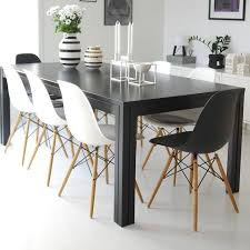 eames inspired dining table 71 best dining table images on pinterest dining room dinner