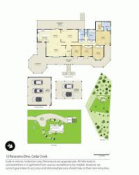 house design queenslander plans 12 panorama drive cedar creek qld 4520 sold realestateview