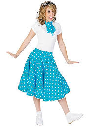 50s Halloween Costumes Poodle Skirts Fun 1950s Costumes Poodle Skirts Monroe Grease Pin 1950s