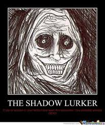 Shadowlurker Meme - shadow lurker by apez meme center