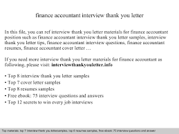 finance accountant
