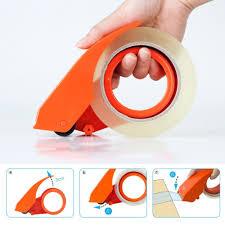 deli 801 tape dispenser manual sealing device tape cutter baler