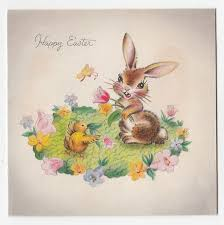 Vintage Easter Decorations Pinterest by 162 Best Easter Die Cuts Images On Pinterest Vintage Easter