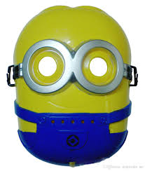 led light masks despicable me minion mask halloween costume