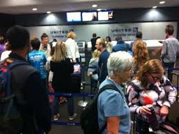 Customer Service Desk How United Airlines Lost My Family U0027s Business Mary Tyler Mom