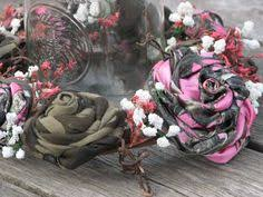 Camo Wedding Centerpieces by Image Detail For Wedding Brown Roses Camo Camo Wedding Stuff