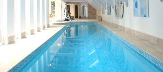Anchorage Swimming Pools Swimming At Anchorage House In St Austell Cornwall
