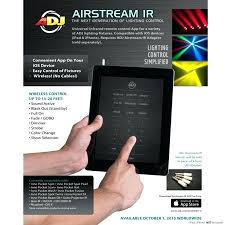 american dj duo station lighting controller american dj led touch lighting controller lot fast shipping mega par