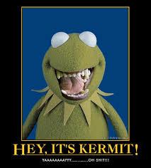 Kermit Meme My Face When - zombie kermit