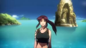 black lagoon anime review black lagoon senpai knows