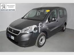 peugeot partner 2017 used peugeot cars málaga spain