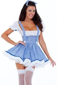 Dorothy Halloween Costume Dorothy Costume Place Costume 3wishes