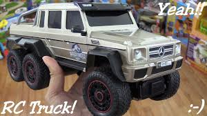 jurassic park car mercedes rc cars and dinosaurs jurassic world rc mercedes benz g 63 amg 6x6