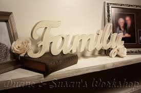 8 family signwall hanging wooden family sign wooden