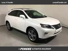 lexus rx 350 oil change frequency 2015 used lexus rx 350 fwd 4dr at tempe honda serving phoenix az