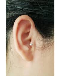 cuff piercing check out these hot deals on 8mm tragus hoop earring ear cuff no