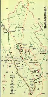Stone Mountain Map Shangri La Introduction U0026 Travel Map China Maps Map Manage
