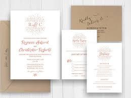 printed wedding invitations gold wedding invitations gold calligraphy invitation