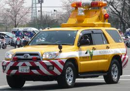 use of amber lights on vehicles emergency vehicle lighting