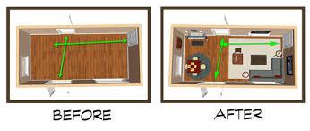 Decorating Ideas Atlanta GA - Decorating long narrow family room