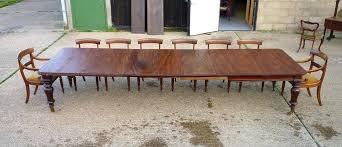 Dining Room Table Antique by Long Dining Table U2013 Rhawker Design