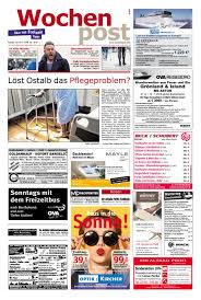 Die Wochenpost – KW 19 by SDZ Me n issuu