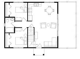 One Bedroom House Plans With Loft Floor Plans Loft House Home Deco Plans