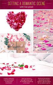 Rose Petal Table Cloth 23 Romantic Ways To Use Rose Petals For Valentine U0027s Day Ftd Com