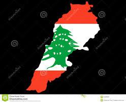 Map Of Lebanon Map Of Lebanon Royalty Free Stock Photos Image 2209838