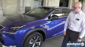 lexus of tucson reviews 2015 lexus nx 200t f sport walkaround video review youtube